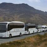 Private Mini Bus hire Golf Trips Ireland